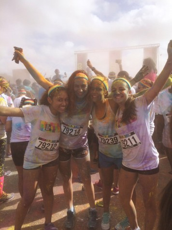 color run annie