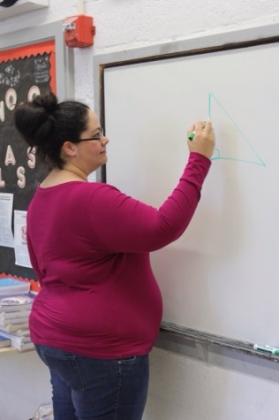 Mrs. Reinoso: A Passion For Math