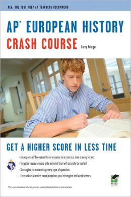REA's Crash Course review books are perfect for crunch-time review sessions.