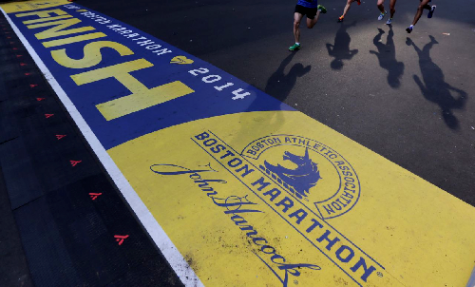 119th Annual Boston Marathon