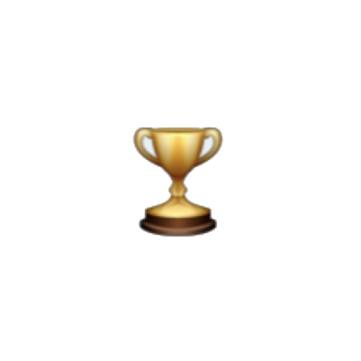 Trophy clipart first place trophy emoji clipart kid - Cliparting.com