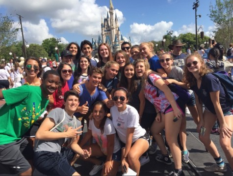 Class of 2018 Field Trip: Where Dreams Do Come True
