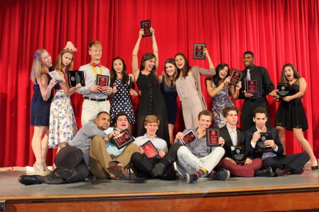 Outstanding Cavaliers Awarded