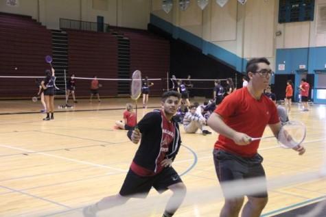 Hitting Them With Their Best Shot: Cavalier Badminton