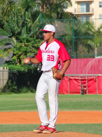 Athlete of the Week: Jose Padron