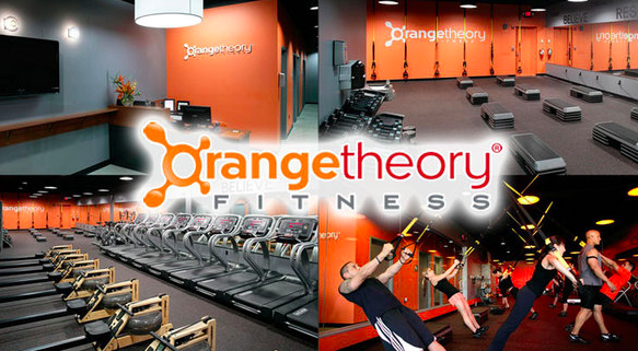 Orange Theory Fitness is a great way to help you get back in shape.