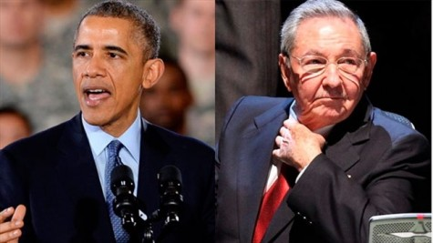 Reconciliation between the U.S. and Cuba made possible at recent Summit.