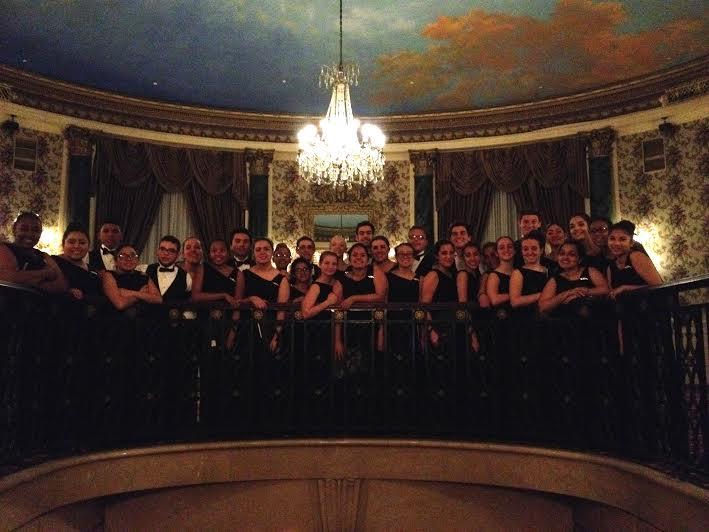 Nuestro coro viaja a Nueva York
