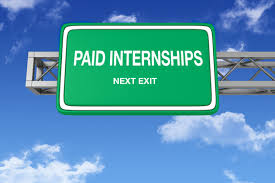 Are you interested in a paid internship? Look no further!