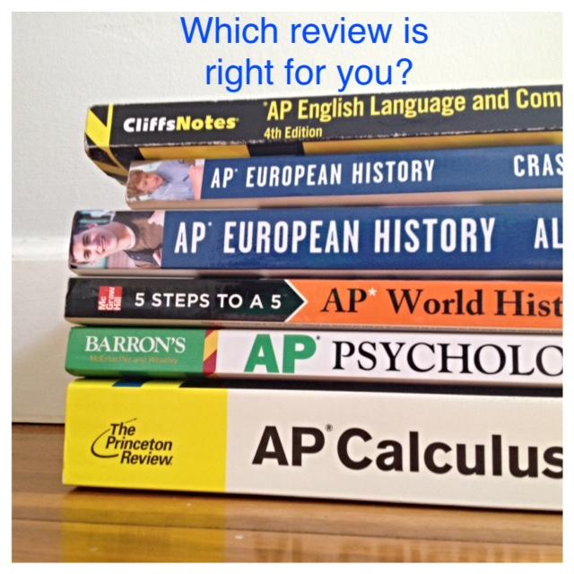 Which book is best for your study style?