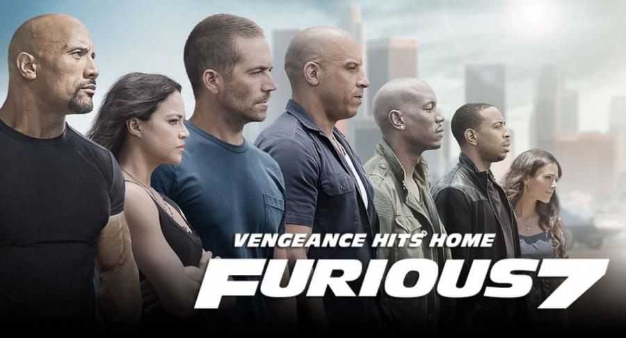 Furious 7 fue un éxito total.
