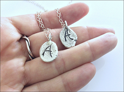 Jewelry is a great idea for a gift and you can personalize it to make it even better.