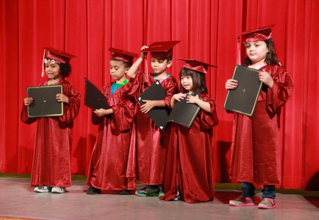 Little Cavaliers Graduate