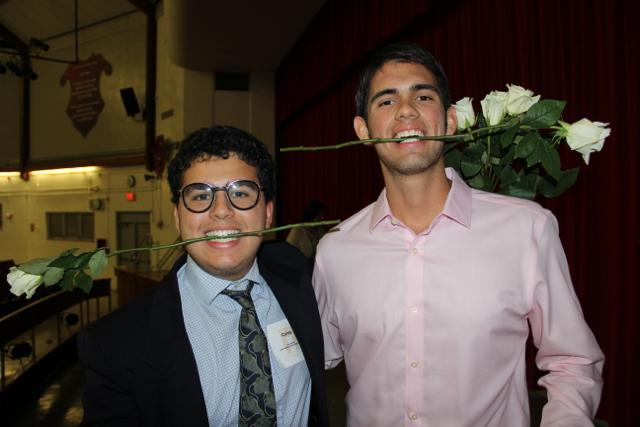 Members of IBHS Inducted