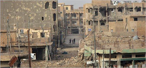 Ramadi is the capital of the largest province in Iraq, Anbar.