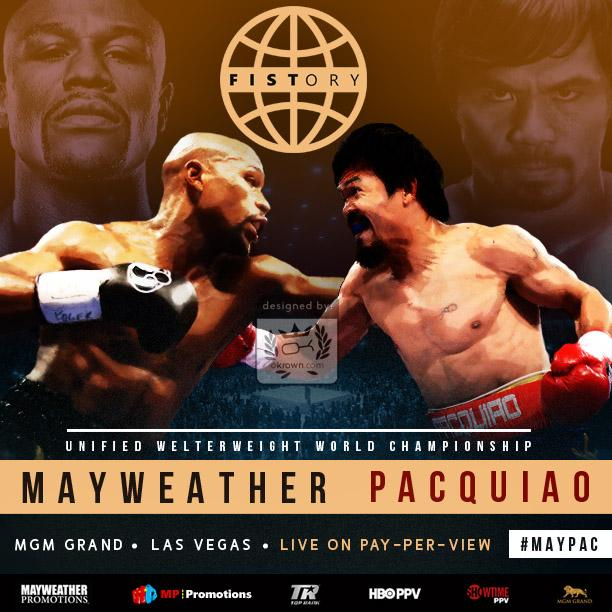 The Fight of the Century between Pacquiao and Mayweather was heavily advertised but turned out to be a let down for fans.