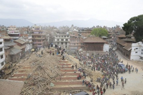 The second Nepal earthquake has devastating effects.