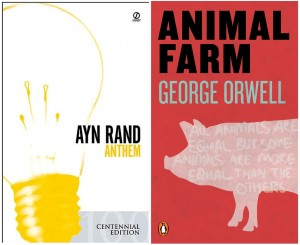 Sophomore summer reading for AP and Pre-IB English students