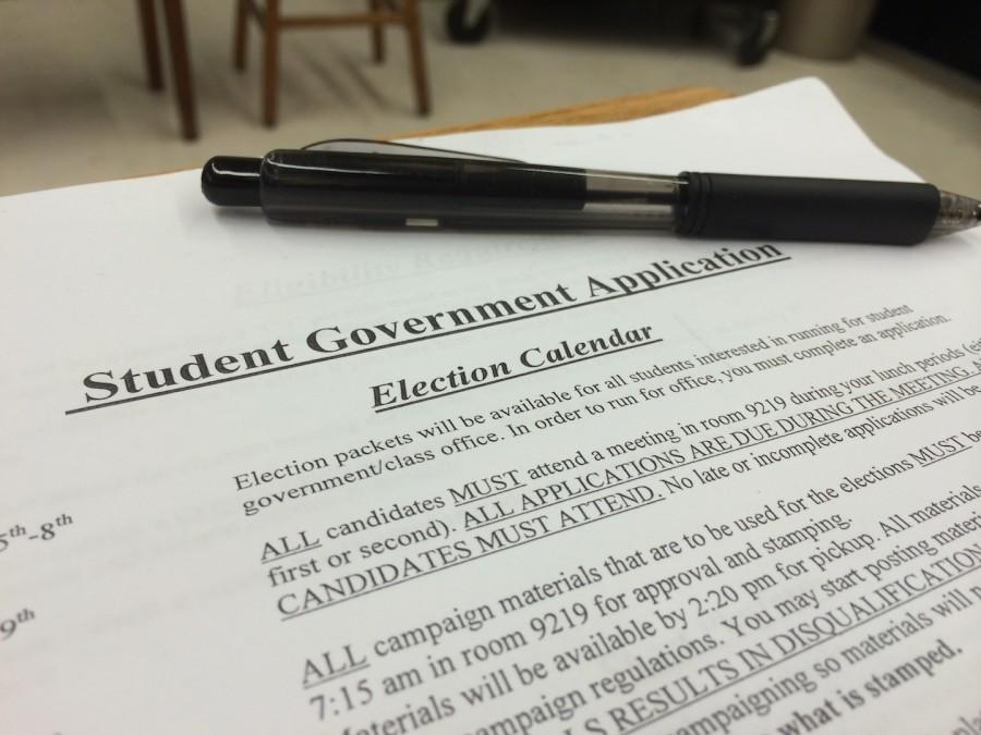 Freshman Election Information