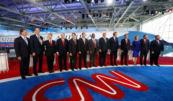 11 Republican primary candidates took to the stage, who came out on top?