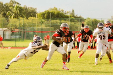 Gables Leads With A Win