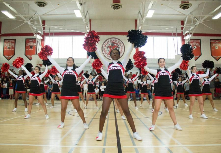 "Primer ""Pep Rally"" del año: Gables contra Killian"