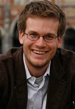 John Green, famoso autor juvenil.