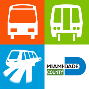 The MDT Tracker is meant to help people using Miami-Dade transportation.