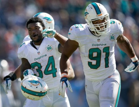 Dolphins Break Three Game Losing Streak