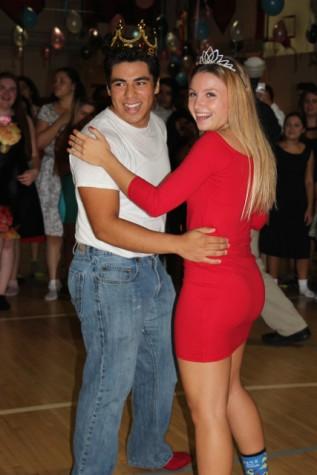 """El baile de """"homecoming"""" del 2015"""