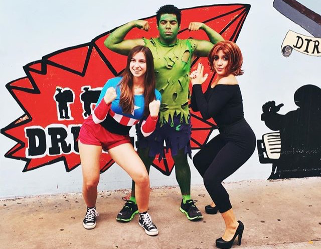 Superheroes en Gables