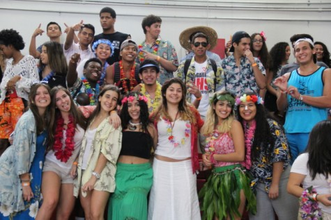 Say Aloha to Class of 2016!