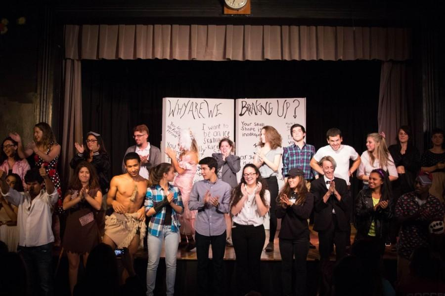 Troupe 0476 Performs The Scottish Play and 9 Worse Break-ups