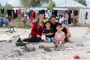 This family spoke about how the army continuously threatened to kill them until they had o choice but to sell everything and move to Greece without a single belonging.