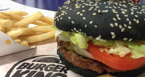 Burger King's Limited Edition Halloween Whopper