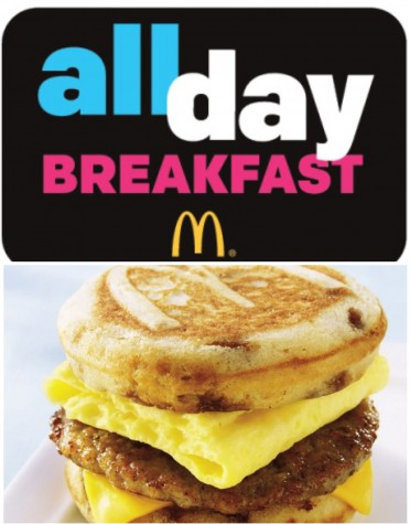 McDonalds has finally added all day breakfast to its menu.