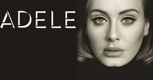 The single cover for Adele's latest hit,