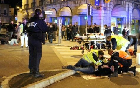 Terrorist Attack in Paris, France November 13,2015