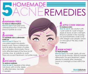 Here are some more remedy tips to eliminate acne.