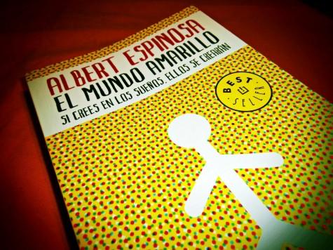 """""""El mundo amarillo"""": Un libro que te hará reflexionar"""
