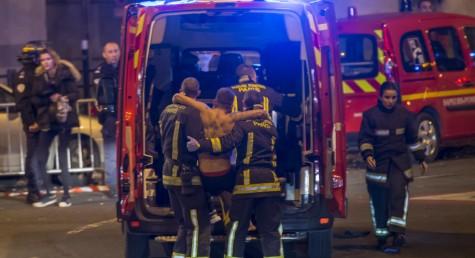 100+ Die in Paris Attacks