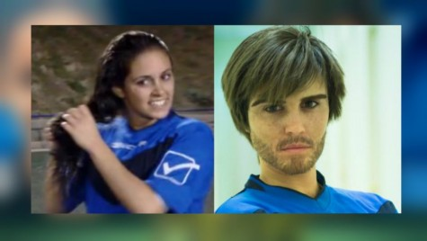 Divertido experimento español muestra que las mujeres son tan buenas como los hombres en el fútbol.