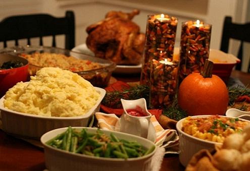 Ideas para celebrar el d a de acci n de gracias cavsconnect - Ideas para hacer la cena ...