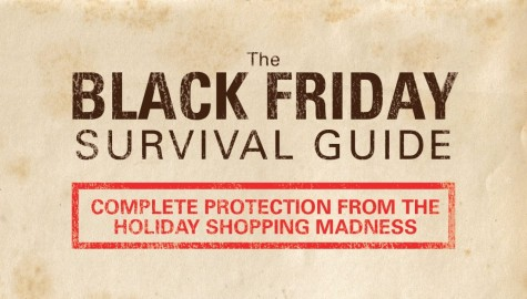 Black Friday is the biggest day of discounts. Only the prepared survive.