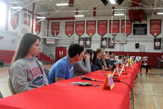 Class of 2015 Returns for College Forum