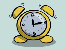 Knowing how to distribute your time is essential to avoid stress.