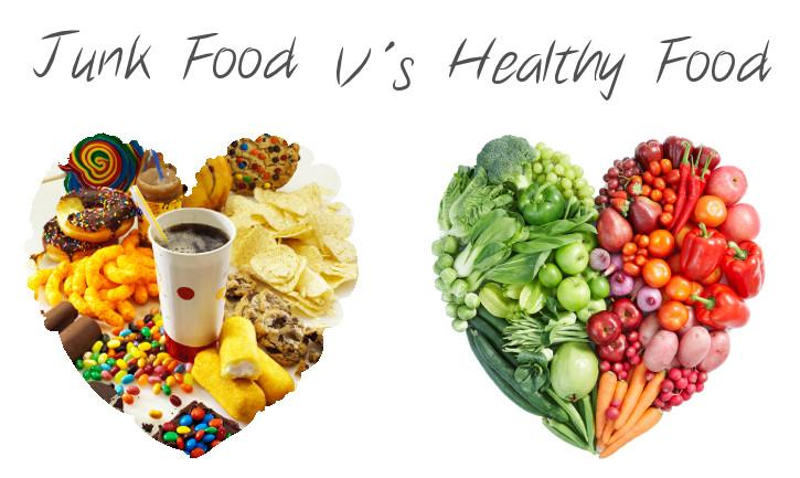 Eating healthy doesn't have to mean missing out on food!
