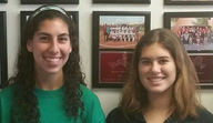 Athletes of the Week: Lauren Kerzner (Left) and Isabella Izquierdo (Right)