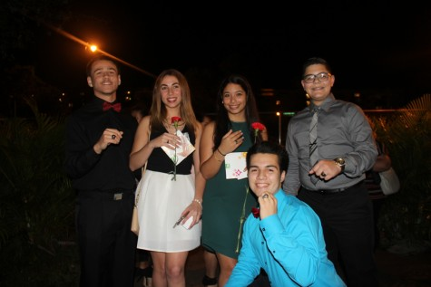 Ring Ceremony Honors Rising Seniors