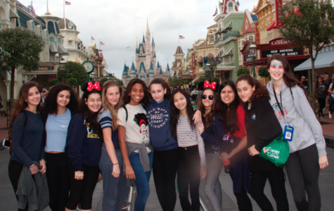 Freshman Class Trip: A Magical Success